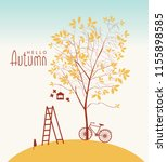 vector banner with inscription... | Shutterstock .eps vector #1155898585