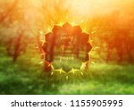 vector template of banner with... | Shutterstock .eps vector #1155905995