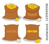 vector icon illustration logo... | Shutterstock .eps vector #1155949558