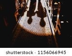 shadows and silhouettes of...   Shutterstock . vector #1156066945