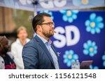 ume   sweden   august 14  2018. ... | Shutterstock . vector #1156121548