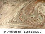 gold marbling texture design.... | Shutterstock . vector #1156135312
