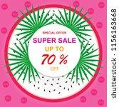 banner design template  super...   Shutterstock .eps vector #1156163668