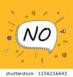 no banner poster and sticker... | Shutterstock .eps vector #1156216642