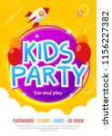 Kids Fun Party Celebration...