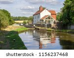 acton trussell  staffordshire ... | Shutterstock . vector #1156237468