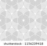 abstract  monochrome seamless... | Shutterstock .eps vector #1156239418