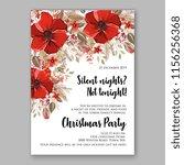 floral vector background for...   Shutterstock .eps vector #1156256368