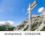 Italian Alps  Close To...