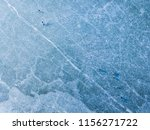 aerial view of frozen lake.... | Shutterstock . vector #1156271722