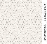 vector seamless pattern. modern ... | Shutterstock .eps vector #1156281475