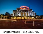 panoramic view of vintage union ... | Shutterstock . vector #1156330702