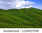 medows on high altitude | Shutterstock . vector #1156427398
