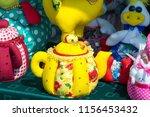 flea market   folk crafts....   Shutterstock . vector #1156453432
