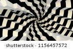 stairs abstract illusion escher'... | Shutterstock . vector #1156457572