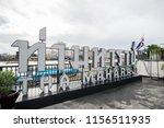 bangkok  thailand  aug 12  2018 ...   Shutterstock . vector #1156511935