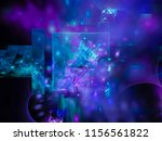 abstract digital background | Shutterstock . vector #1156561822