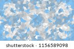 geometric design  mosaic of a...   Shutterstock .eps vector #1156589098