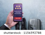 customer experience concept....   Shutterstock . vector #1156592788