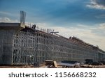 highway or expressway overpass...   Shutterstock . vector #1156668232
