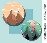 bike ride is good  design card... | Shutterstock .eps vector #1156673905