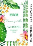 vector banner with realistic... | Shutterstock .eps vector #1156691992