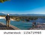 pamukkale  turkey   06 june... | Shutterstock . vector #1156719985