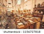 ghent  belgium   mar 30  2018 ... | Shutterstock . vector #1156727818