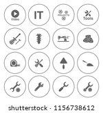industrial icons set   power...   Shutterstock .eps vector #1156738612