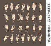 hand drawn sketch of finger... | Shutterstock .eps vector #1156746655
