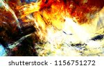 abstract flame background....   Shutterstock . vector #1156751272