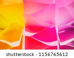 colorful abstract background ... | Shutterstock . vector #1156765612