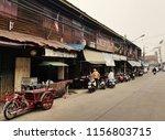 utai thani  th   february 17 ... | Shutterstock . vector #1156803715
