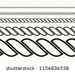 rope vector ilustration | Shutterstock .eps vector #1156836538