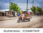 arusha  tanzania   january 2018 ... | Shutterstock . vector #1156867645