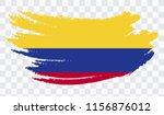 grunge brush stroke with...   Shutterstock .eps vector #1156876012
