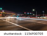 intersection of mills road and... | Shutterstock . vector #1156930705