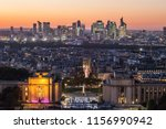 paris  france   october 6  ... | Shutterstock . vector #1156990942
