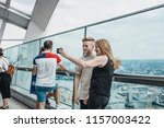 london  uk   june 24  2018 ...   Shutterstock . vector #1157003422