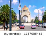 mexico city mexico   july 12... | Shutterstock . vector #1157005468