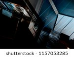 reworked low angle photo of... | Shutterstock . vector #1157053285