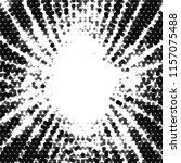abstract grunge grid stripe... | Shutterstock .eps vector #1157075488