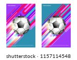 layout template design for... | Shutterstock .eps vector #1157114548