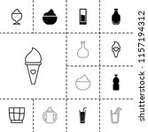 refreshment icon. collection of ...   Shutterstock .eps vector #1157194312