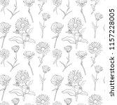 vectorseamless pattern with...   Shutterstock .eps vector #1157228005