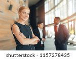 group of business people | Shutterstock . vector #1157278435