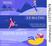 vector illustration set of... | Shutterstock .eps vector #1157278678