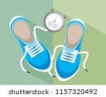 vector illustration of a... | Shutterstock .eps vector #1157320492