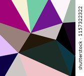 abstract background multicolor... | Shutterstock . vector #1157322322