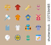 body icons set. protect ... | Shutterstock .eps vector #1157336485